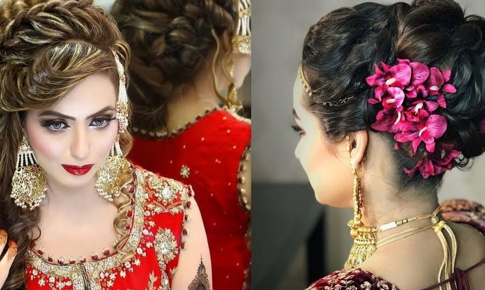 How To Style For Indian Wedding For Long Hair Easy Hairstyles To Pull Off The Sparkling Spatula